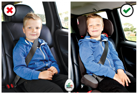 when to change from car seat to booster seat